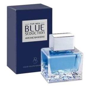 Парфюмерия Antonio Banderas Туалетная вода Blue Seduction for Men, 100 мл - фото 1
