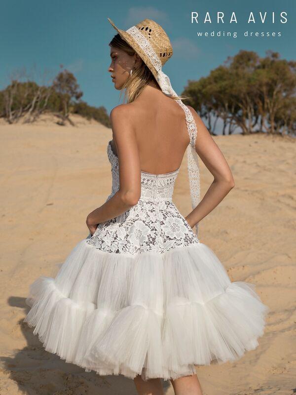 Свадебный салон Rara Avis Платье свадебное Wild Soul Steis - фото 2