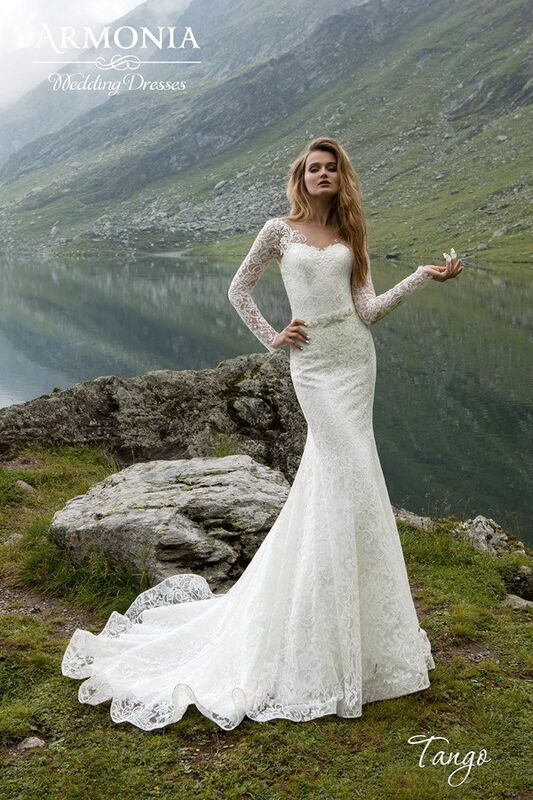 Свадебное платье напрокат Armonia Свадебное платье Tango - фото 1