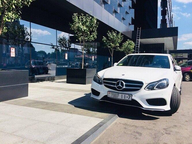 Прокат авто Mercedes-Benz E-Class Restyling - фото 3