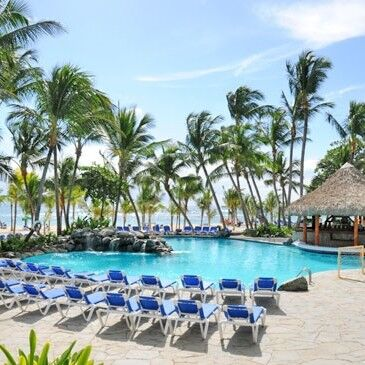 Туристическое агентство Айкью групп Пляжный авиатур в Доминикану, Хуан Долио, Coral Costa Caribe 4* - фото 1