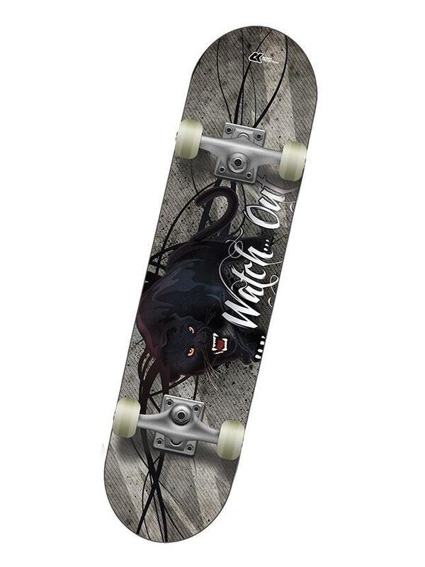 Скейтборд Спортивная коллекция Скейтборд Panther - фото 1