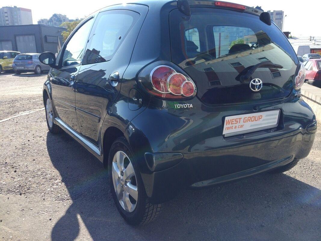 Прокат авто Toyota Aygo 2011 - фото 4