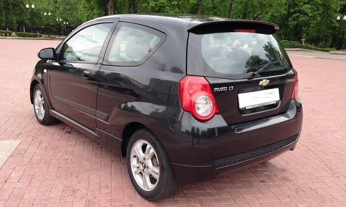 Прокат авто Chevrolet Aveo 2010 - фото 2