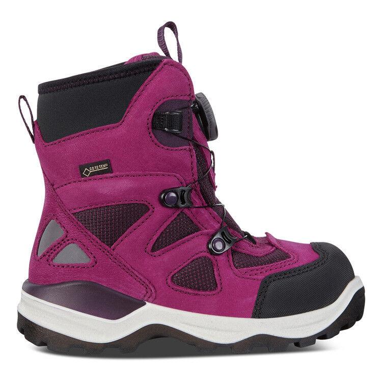 Обувь детская ECCO Ботинки детские SNOW MOUNTAIN 710232/52936 - фото 3