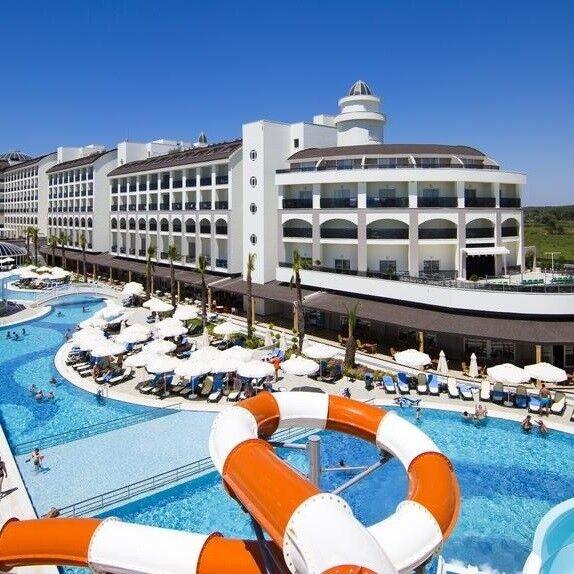 Туристическое агентство LetoTravel Пляжный тур в Турцию, Сиде, Port River Hotel Spa 5* - фото 1