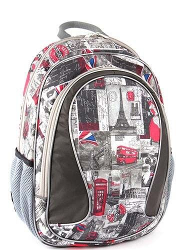 Магазин сумок Galanteya Рюкзак школьный 37312 - фото 4