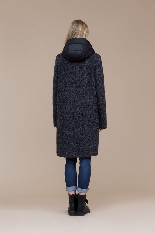 Верхняя одежда женская Elema Пальто женское демисезонное 1-7963-1 - фото 2