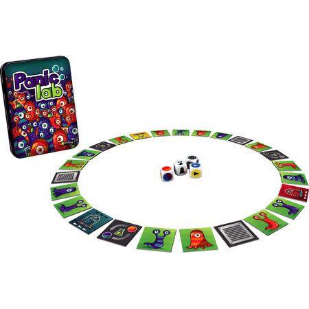 Магазин настольных игр Gigamic Настольная игра «Paniclab» - фото 4