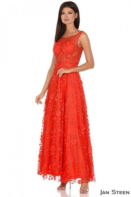 Вечернее платье Jan Steen Вечернее платье dy-59 - фото 1