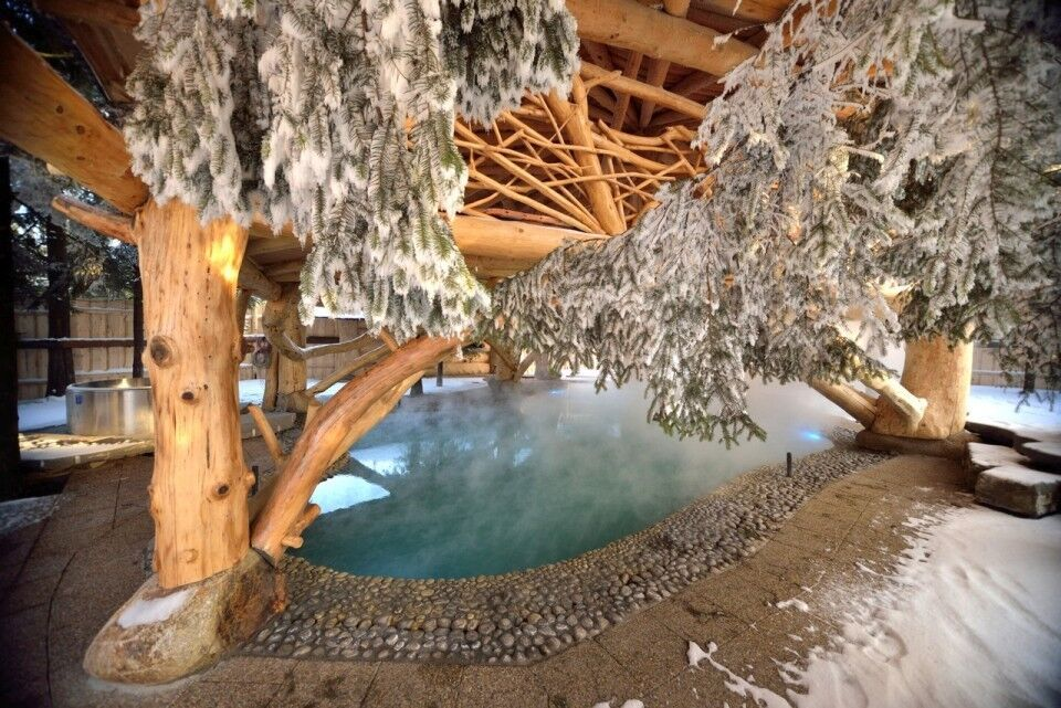 Туристическое агентство СоларТур Relax-тур «Термальный комплекс «Горячий поток» - фото 1