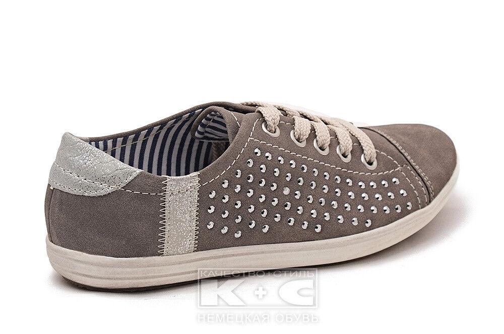 Обувь женская Rieker Кеды женские K3007-42 - фото 2
