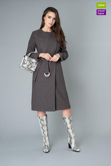Верхняя одежда женская Elema Пальто женское демисезонное 1-9012-1 - фото 1