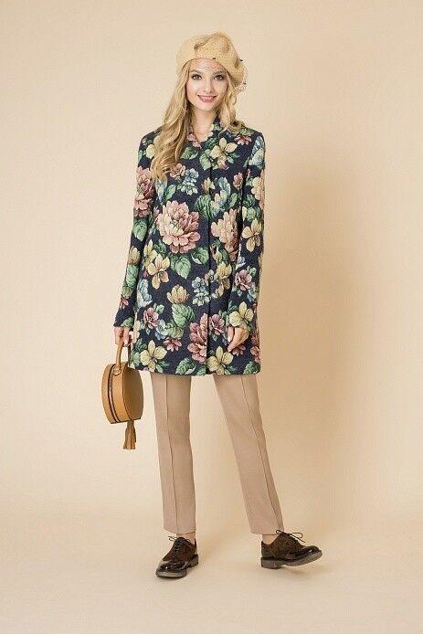 Верхняя одежда женская Elema Пальто женское демисезонное 1-8445-1 - фото 1