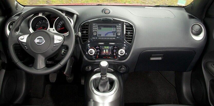Аренда авто Nissan Juke 2012 г.в. - фото 3