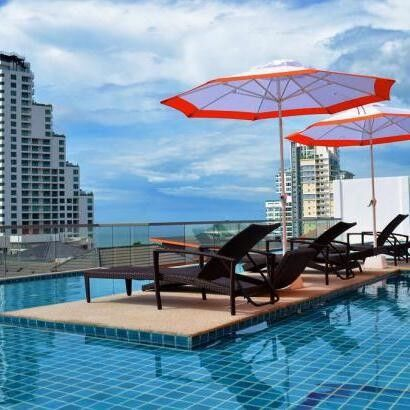 Туристическое агентство Дирижабль Пляжный тур в Таиланд, C-View Residence by New Nordic 3*+ - фото 1