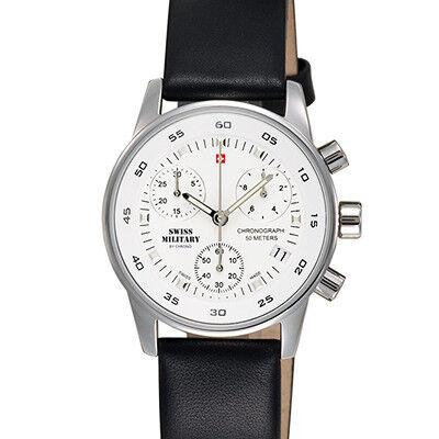 Часы Swiss Military by Chrono Наручные часы SM34013.04 - фото 1