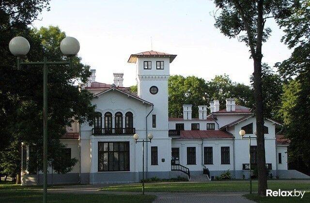 Достопримечательность Пружанский палацик Фото - фото 1