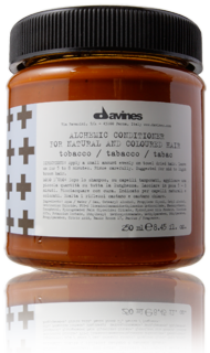 Уход за волосами Davines Табачный кондиционер Алхимик Alchemic Conditioner For Natural And Coloured Hair, Tobacco - фото 1