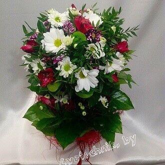 Магазин цветов Цветочник Композиция «Дерево счастья №3» - фото 1