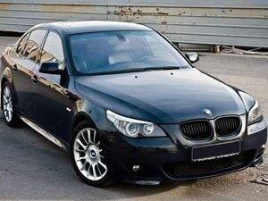 Аренда авто BMW 5 E60 2011 года - фото 1