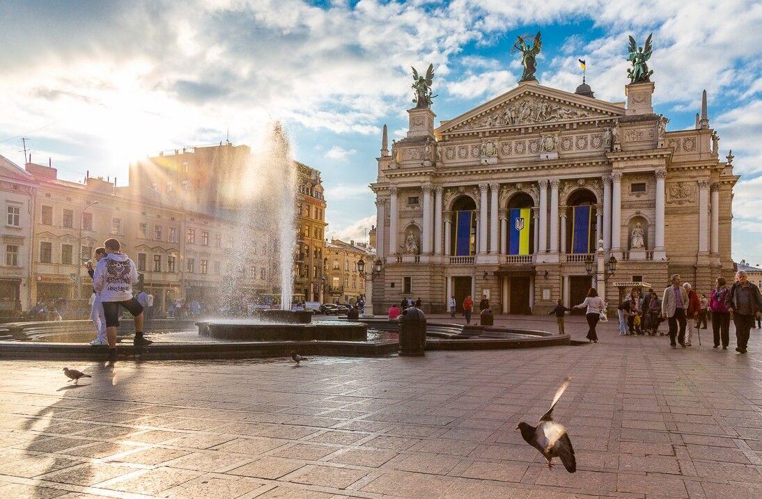 Туристическое агентство Никатур Автобусный экскурсионный тур  «Легенды древнего Львова» - фото 2