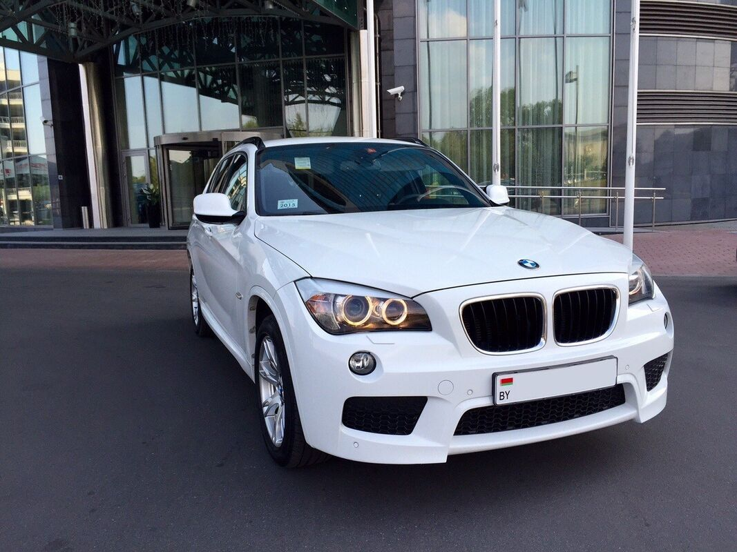 Прокат авто BMW X1 M-Sport - фото 3