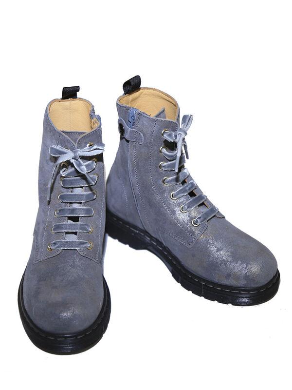 Обувь детская Zecchino d'Oro Ботинки для девочки A16-1602-2 - фото 2