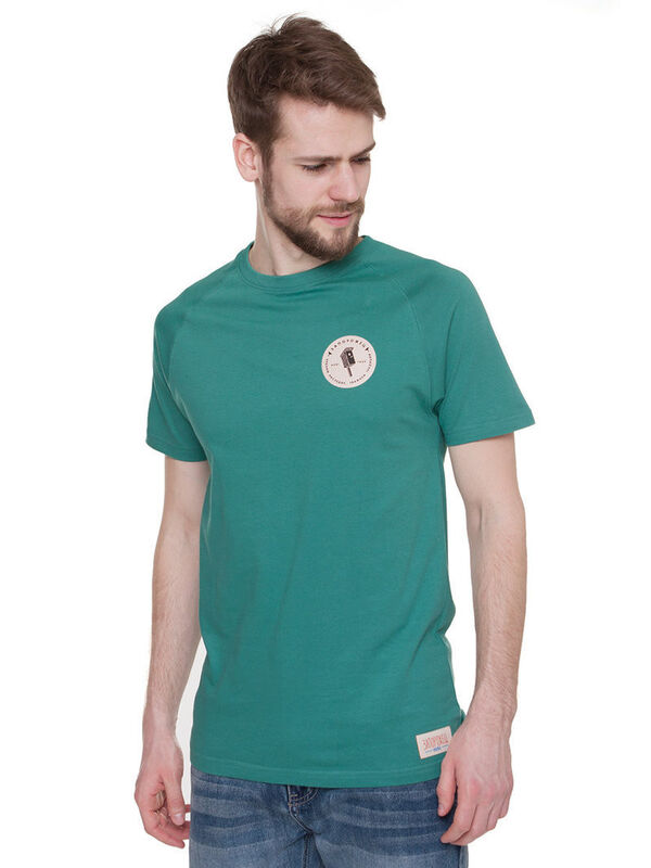 Кофта, рубашка, футболка мужская Запорожец Футболка «Skvoreshnik» SKU0104000 - фото 3