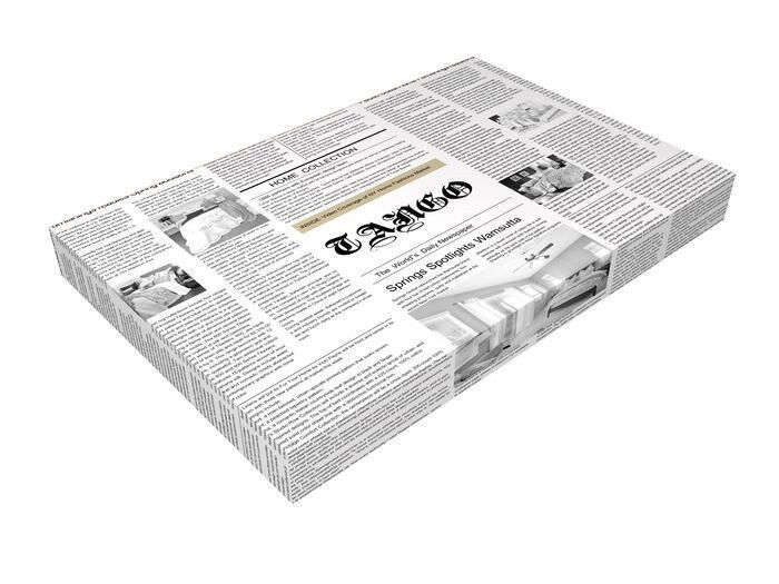 Подарок Tango Постельное белье из cатина 2 сп. TPIG2-407-70 - фото 2