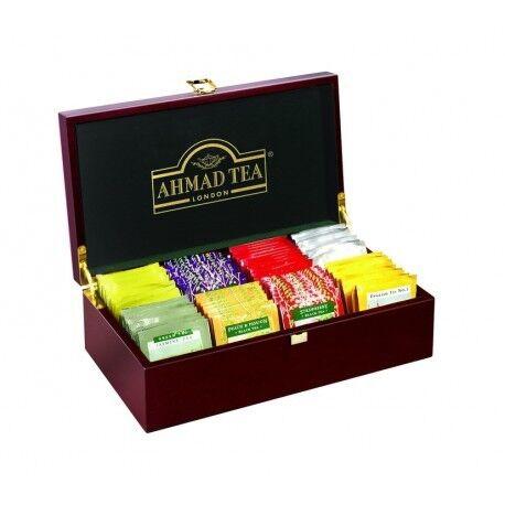 Подарок Ahmad Чайная шкатулка «Tea Keeper», 80 пакетов - фото 1