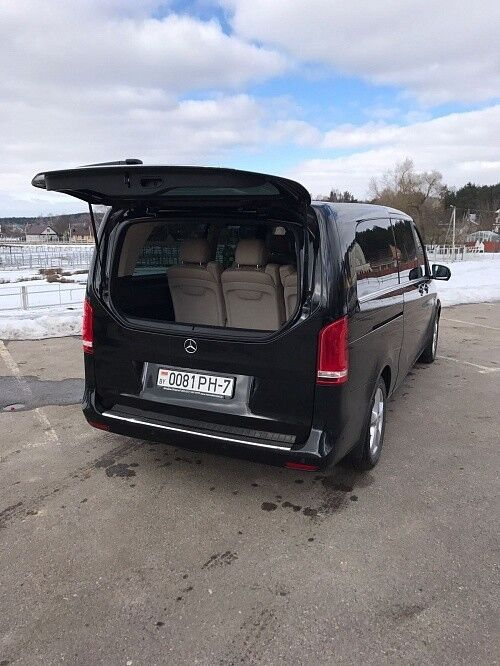 Прокат авто Mercedes-Benz V-Class Extra Long - фото 3