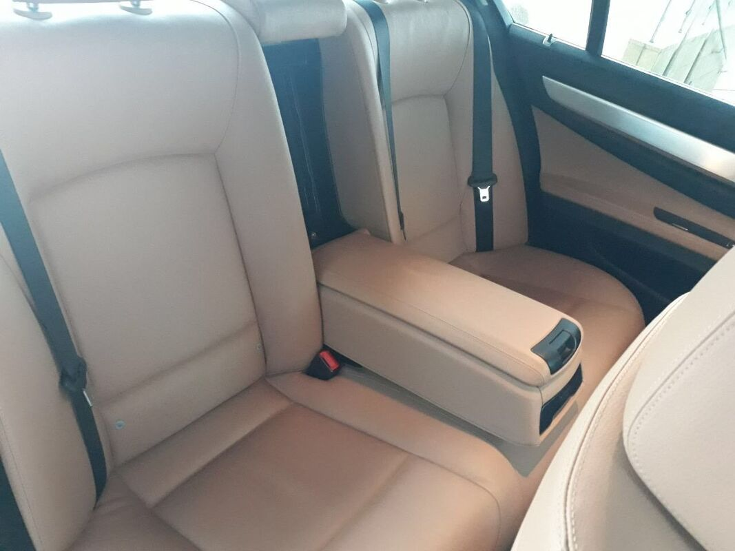 Прокат авто BMW 7 (F01) - фото 8