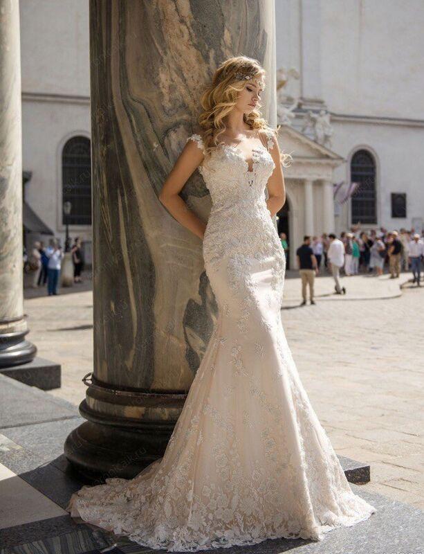 """Свадебное платье напрокат ALIZA свадебное платье """"Paula"""" - фото 1"""