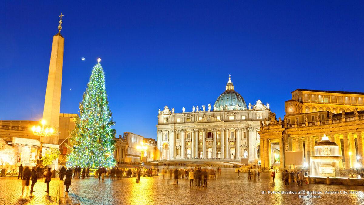 Туристическое агентство VIP TOURS ⛄Новый год в Риме 2019 ⛄ - фото 1