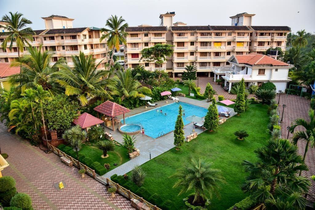 Туристическое агентство VIP TOURS Индия,ГОА,La Grace Resort - фото 1