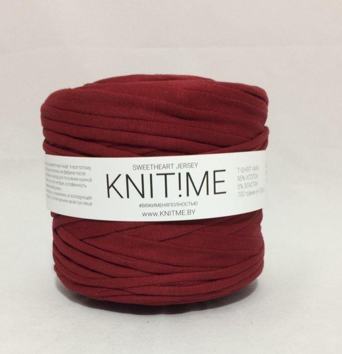Товар для рукоделия Knit!Me Ленточная пряжа Sweetheart Jersey - SJ454 - фото 1