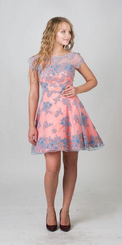 Вечернее платье Sherri Hill Вечернее платье 523 - фото 1