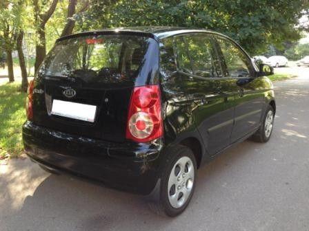 Прокат авто KIA Picanto 2010 г. - фото 2