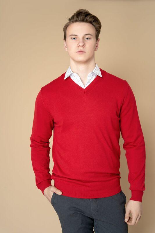 Кофта, рубашка, футболка мужская Etelier Джемпер мужской  tony montana T2001 - фото 1