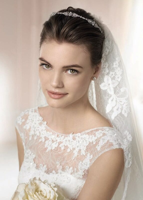 Свадебное платье напрокат White One (Pronovias) Платье свадебное «Dacey» - фото 3