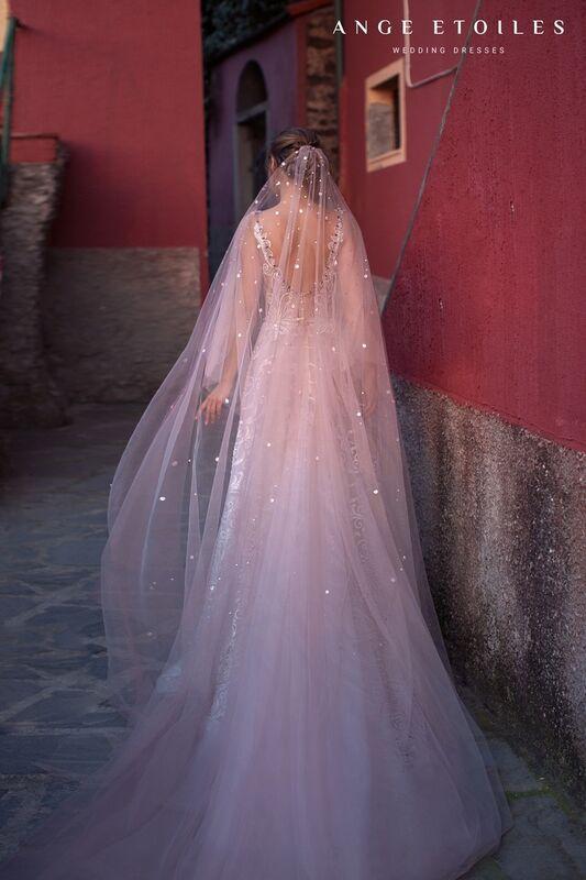 Свадебное платье напрокат Ange Etoiles Свадебное платье Ali Damore  Valentina - фото 3