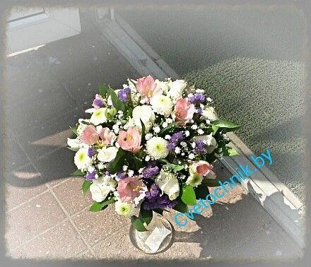 Магазин цветов Цветочник Букет невесты «Джульета» - фото 1