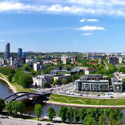 Туристическое агентство Визавитур Автобусный тур «Паланга - Клайпеда - Вильнюс» - фото 1