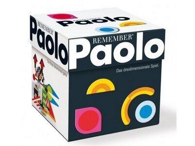 Подарок на Новый год Remember Игра Paolo - фото 1