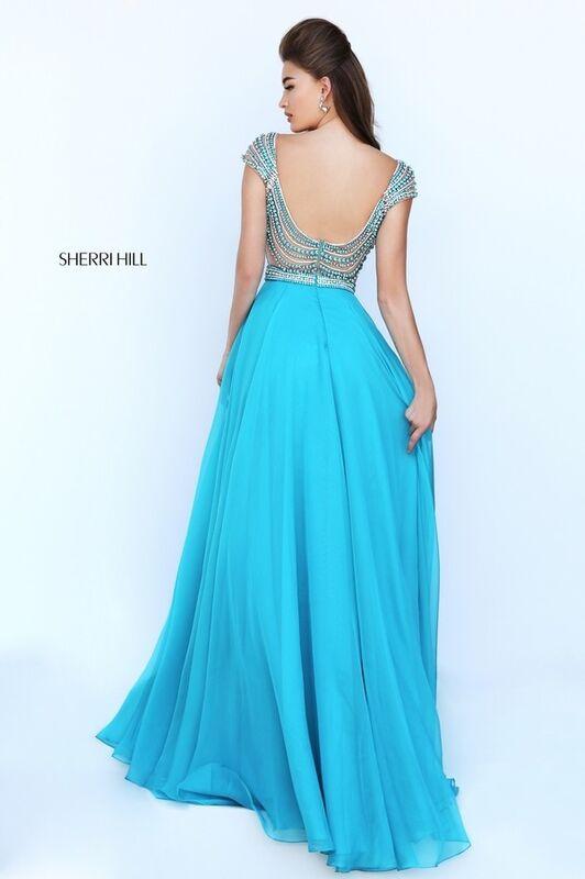 Вечернее платье Sherri Hill Платье вечернее 50414 - фото 4