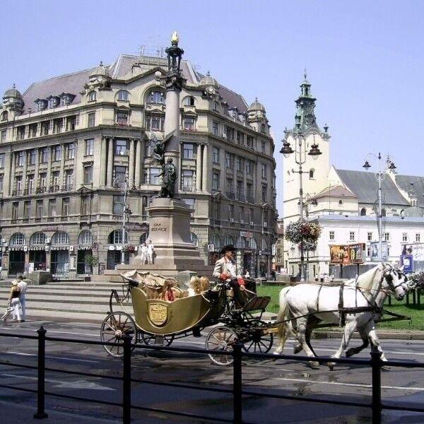 Туристическое агентство Дон Кихот Автобусный экскурсионный тур «Выходные во Львове» - фото 1