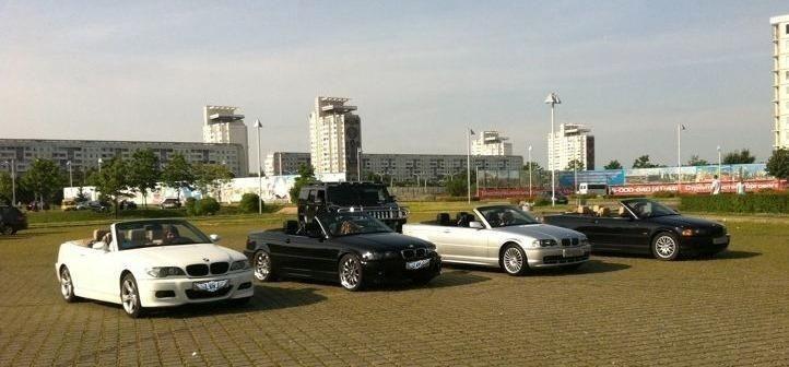 Прокат авто BMW E46 Coupe Cabrio, черного цвета - фото 5