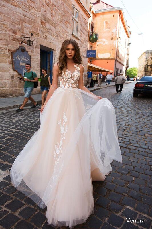 Свадебный салон Aivi Свадебное платье Venera (Love Repablic) - фото 1