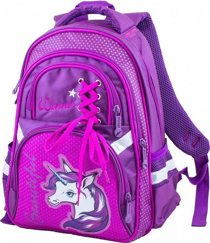 Магазин сумок Winner Рюкзак школьный 915 - фото 1